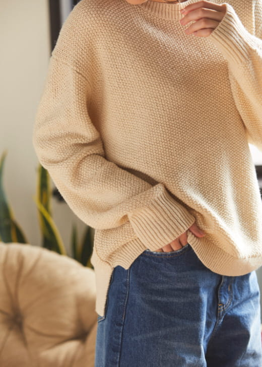 Pull-Over Knit
