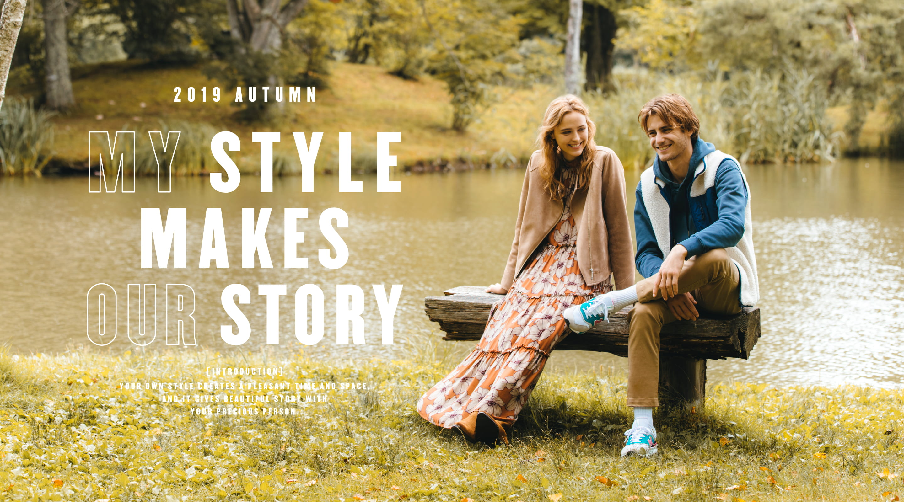 2019 AUTUMN MY STYLE MAKES OUR STORY