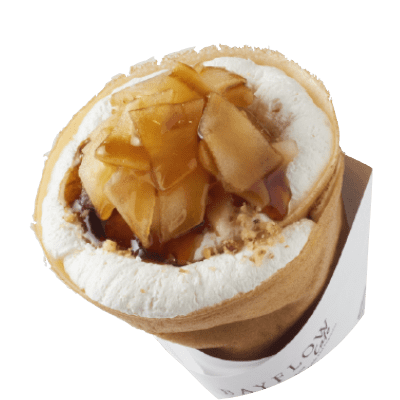 アップルチーズ&ビターナッツ