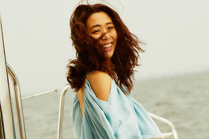 サマースタイルにぴったりなワンピースとセットアップが登場!<br>野沢和香さんスペシャルインタビュー