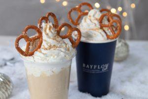 【BAYFLOW cafe】11/13(金)~ クリスマス限定メニューSTART
